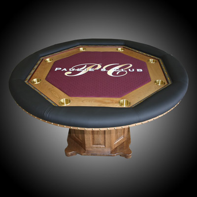 Paulu0027s Custom Poker Table :
